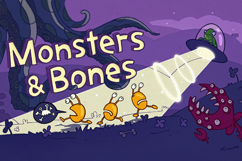 Screenshot Monsters&Bones